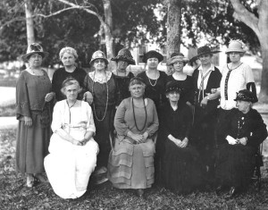 Ladies of the Philaco Womans Club, 1930s. State Archives of Florida, Florida Memory.